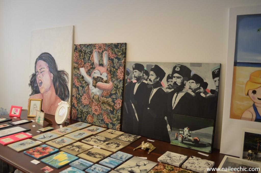 arte mencey fashion room