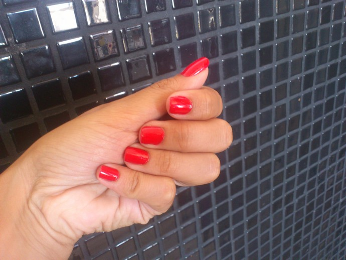 really red essie esmalte uñas review