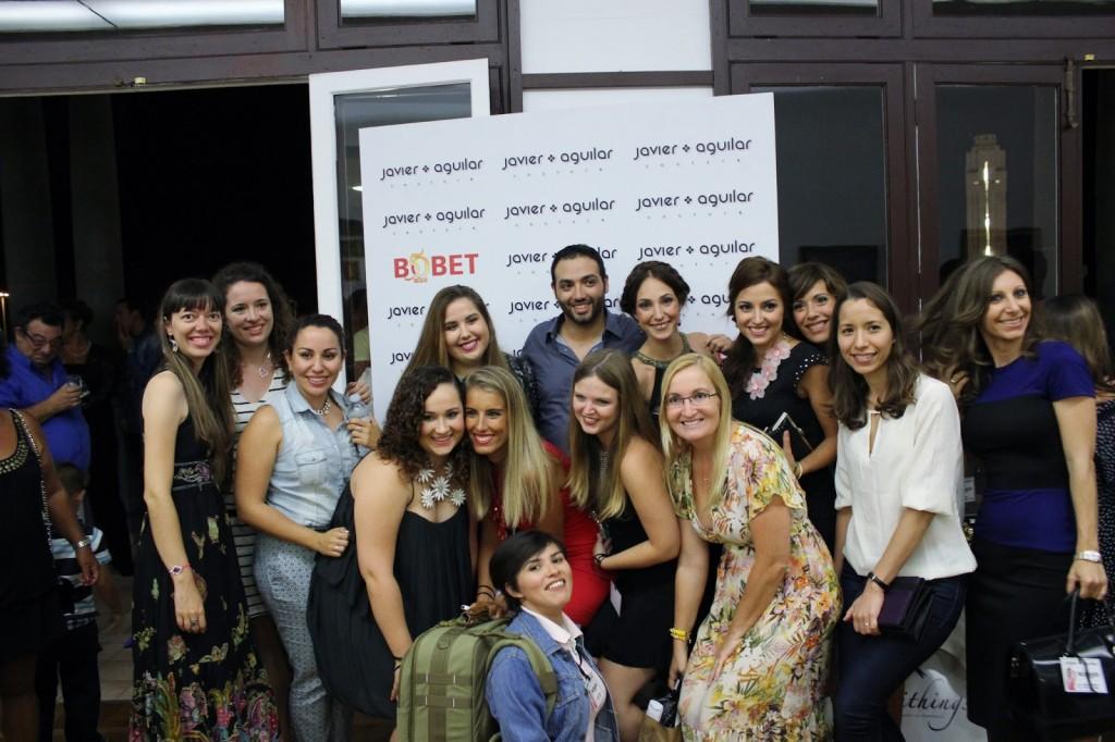 bloggers tenerife javier aguilar couture desfile