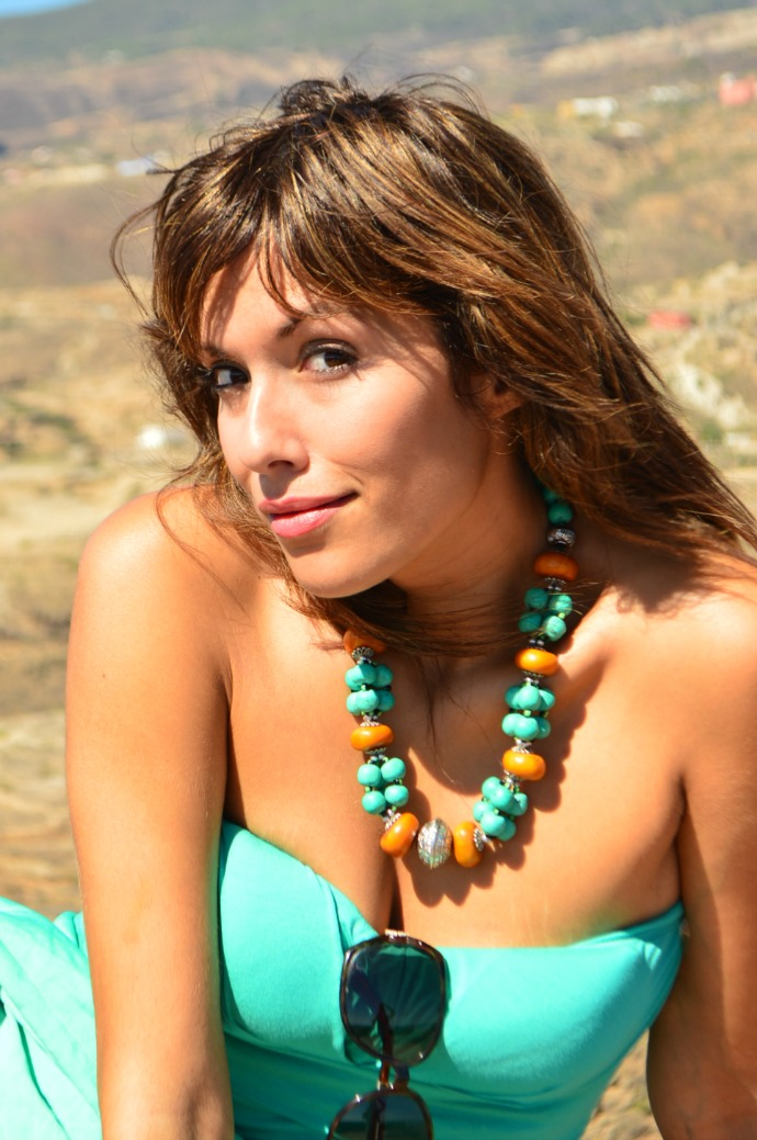 look total emerald maxi falda palabra etnico bershka mary paz  (10)