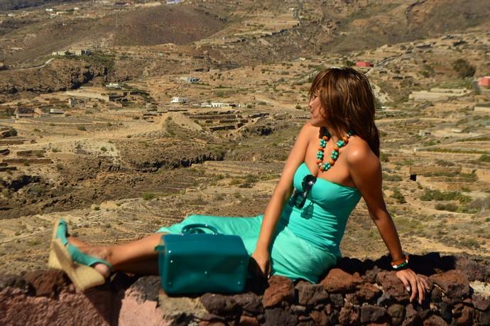 look total emerald maxi falda palabra etnico bershka mary paz  (3)