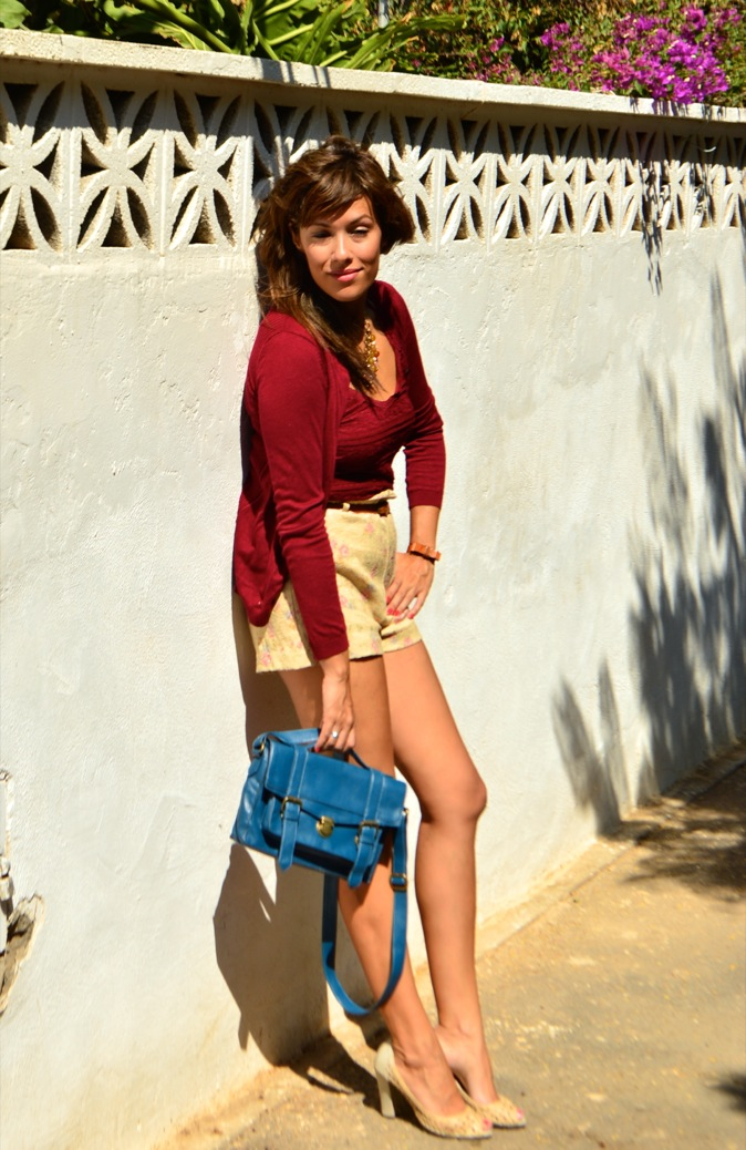 look short tapicero encaje burgundy calado satchel bag pepaloves miss fashionista _0686