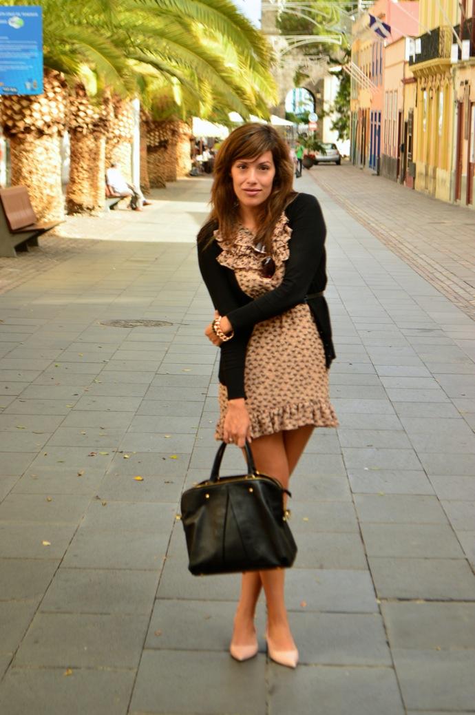 look vestido naif gatitos zapatos pura lopez pastel _0349