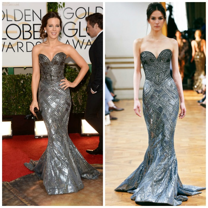 Kate Beckinsale de Zuhair murad