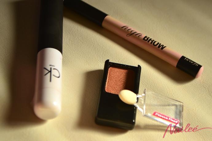 look maquillaje naileechic ultraflesh ysl nyx bloody mary _0610
