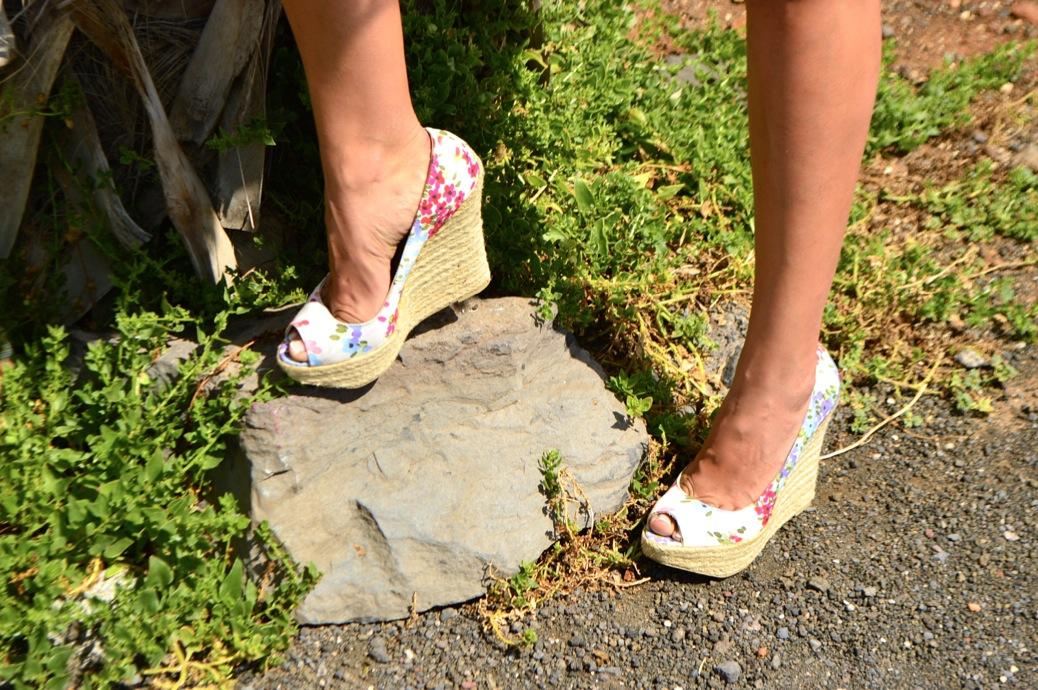 look falda volante candy zara punto gris stradivarius cunas9.29
