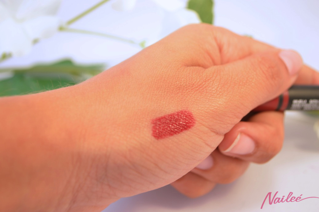 nars marjella review swatches lipstick _0604