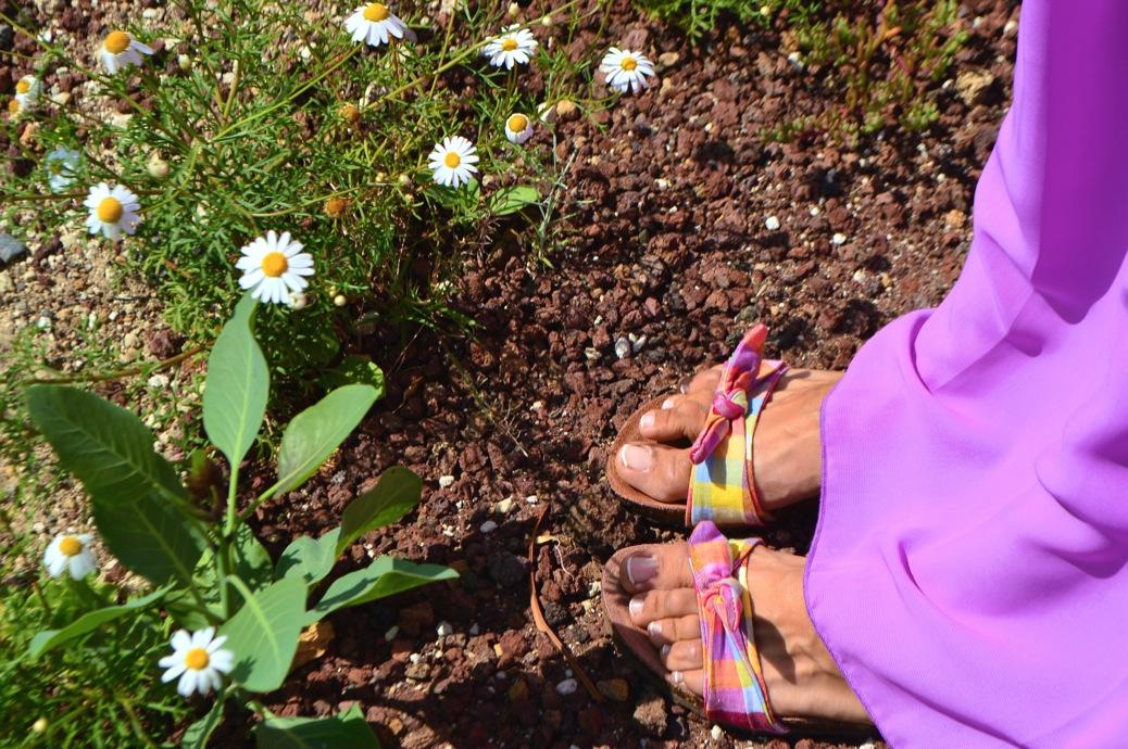 look falda larga denim radiant orchid 7.49