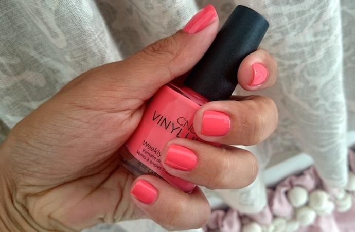 cnd vinylux tropix esmalte unas nail polish