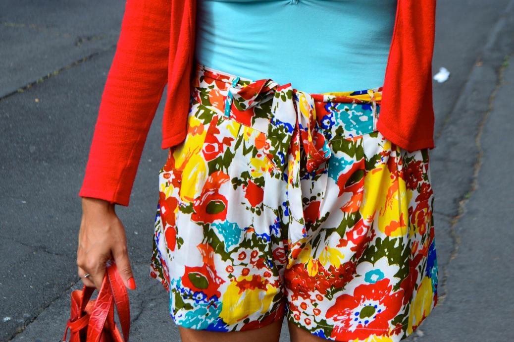 look bermuda floral verano 2014 top basico 16.26.14