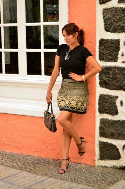 look-falda-brocado-lady-negro-beig-vintage-28.17 (1)