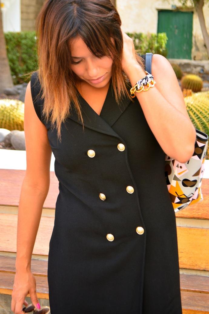 look vestido marinero cuple bimba lola miss fashionista lady chic _0050