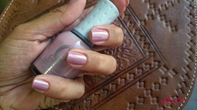 petit four orly lila nail polish 5 c
