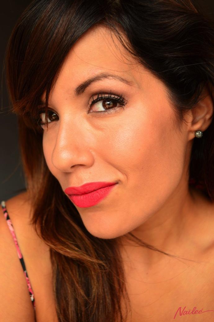maquillaje red lips lorac pro 2 y dragon girl 0006 copy