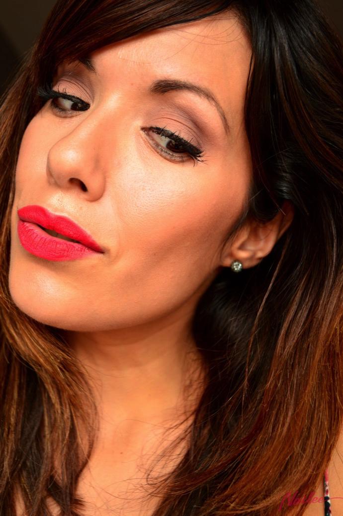 maquillaje red lips lorac pro 2 y dragon girl 0043 copy