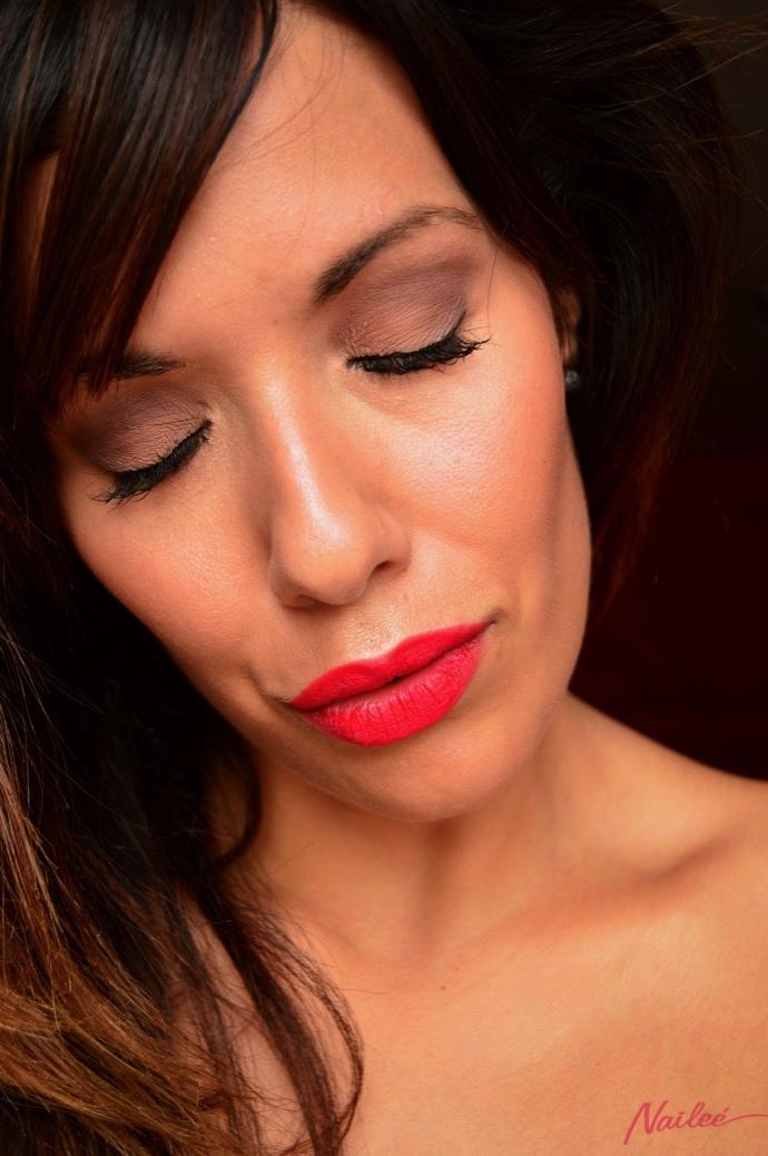 maquillaje red lips lorac pro 2 y dragon girl 0044 copy