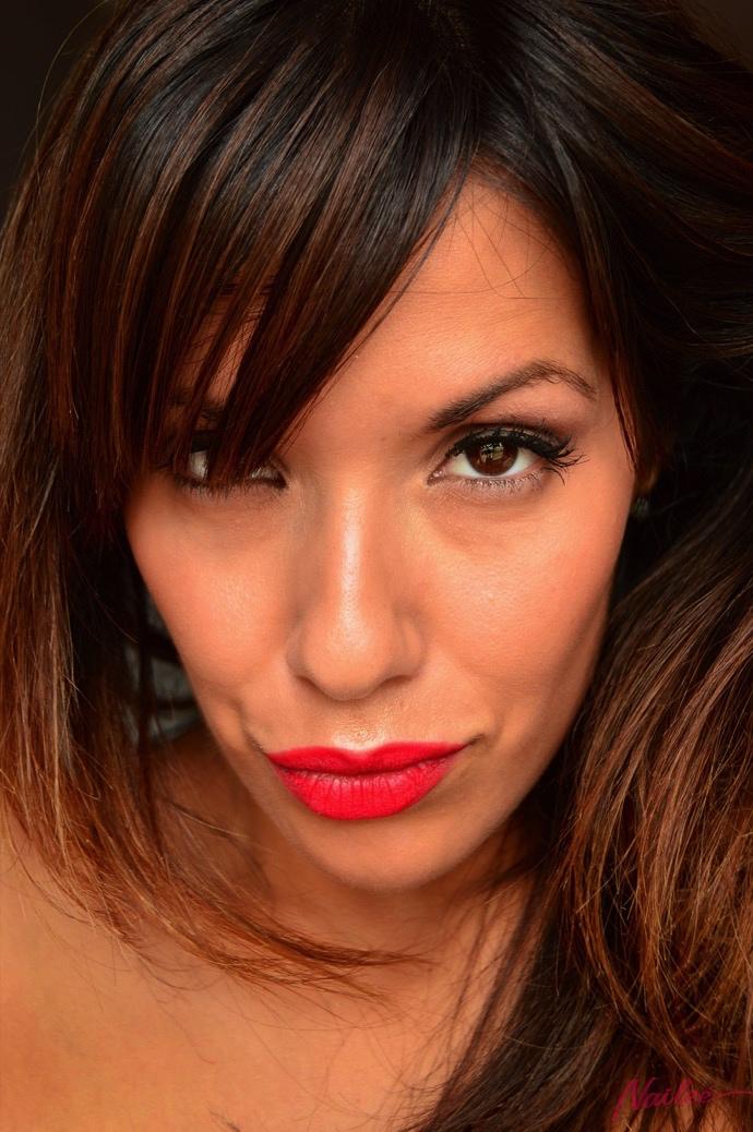 maquillaje red lips lorac pro 2 y dragon girl 0057 copy