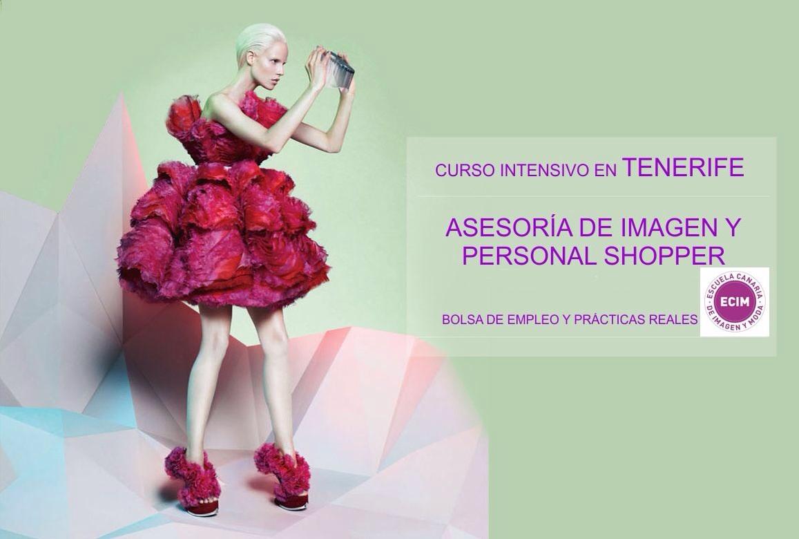 curso intensivo personal shopper tenerife