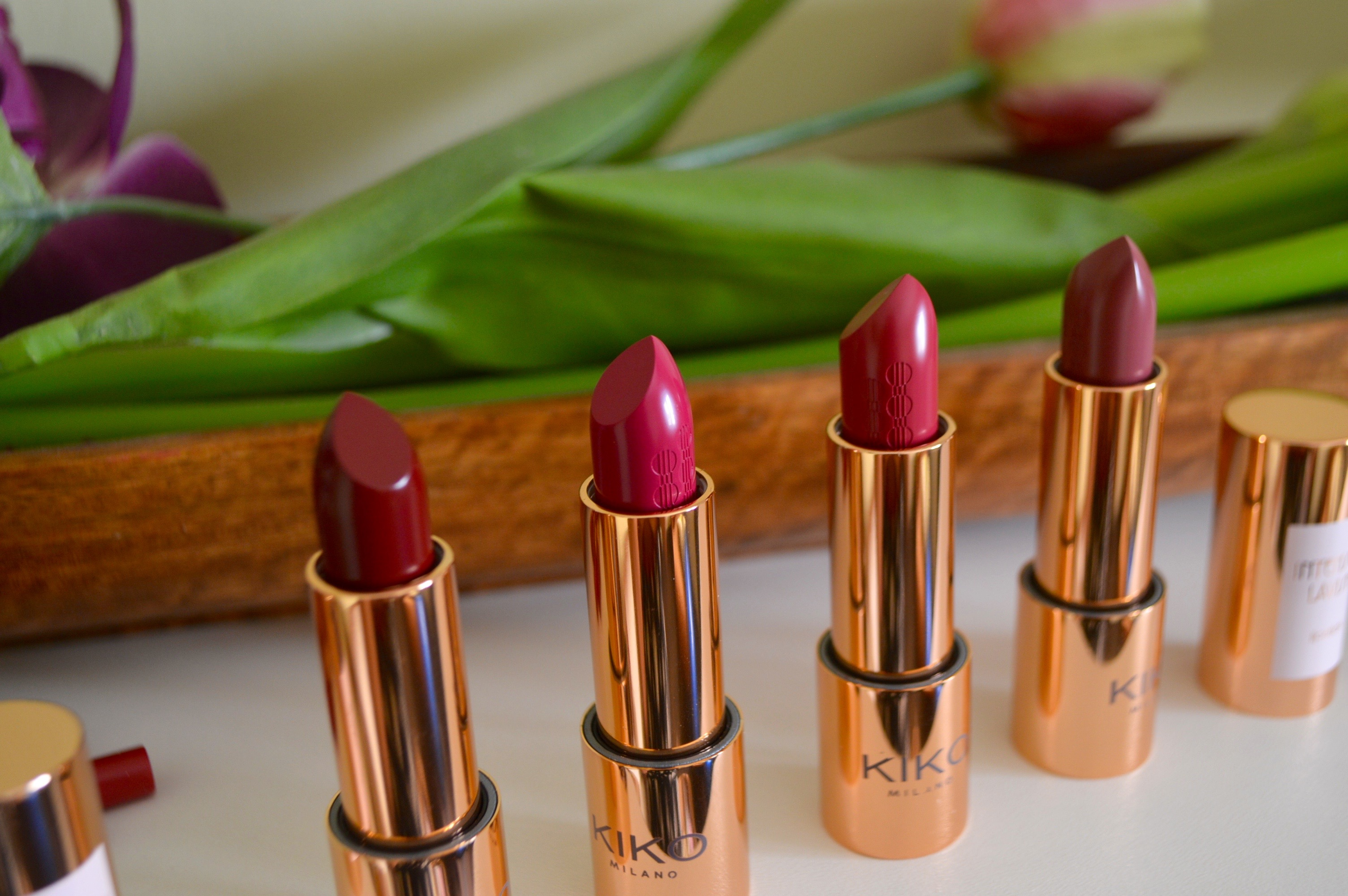 kiko rebel romantic intensely lavish lipstick 2
