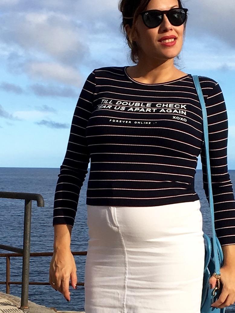 look falda blanca marinero invierno 0564