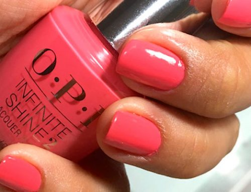From here to eternity de OPI Infinite Shine