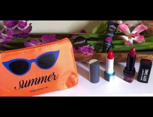 Lip monthly de julio, la suscripción para las amantes de labiales